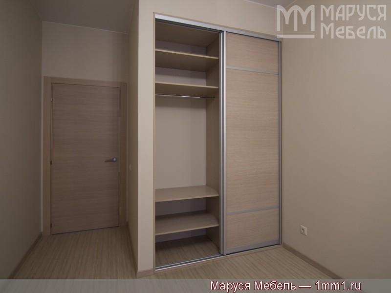 встроенный шкаф купе в спальню фабрика маруся мебель